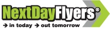 NextDayFlyers Logo